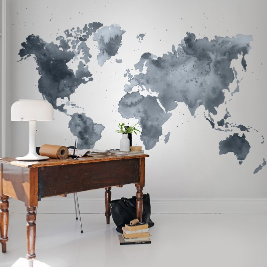 Wall Mural R13432 Dusky World image 1 by Rebel Walls
