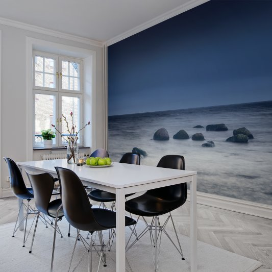 Wall Mural R13541 Enchanting Blue image 1 by Rebel Walls