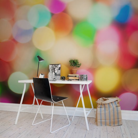 Wall Mural R13551 Confetti image 1 by Rebel Walls