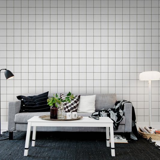 Tapete R13741 Square Tiles Bild 1 von Rebel Walls