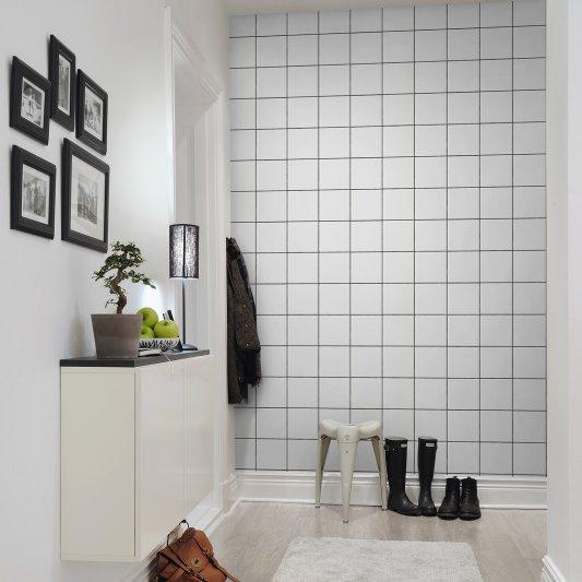 Tapete R13741 Square Tiles Bild 1 von Rebel Walls