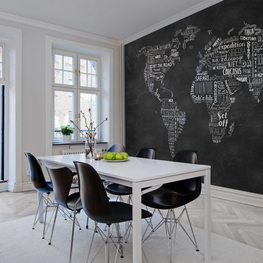Wall Mural R13851 Wanderlust image 1 by Rebel Walls