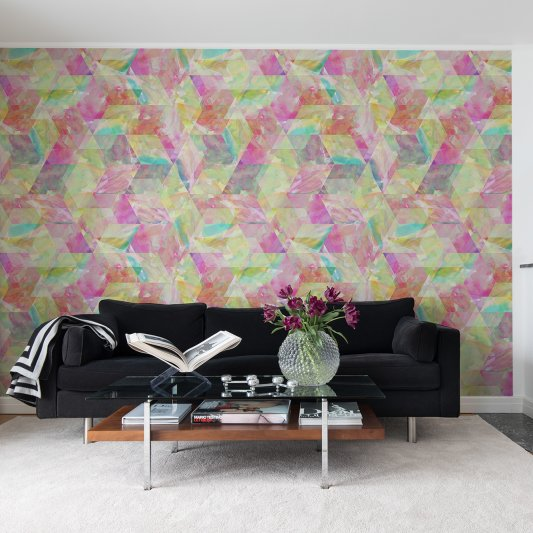 Wall Mural R13941 Sassy Zigzag image 1 by Rebel Walls