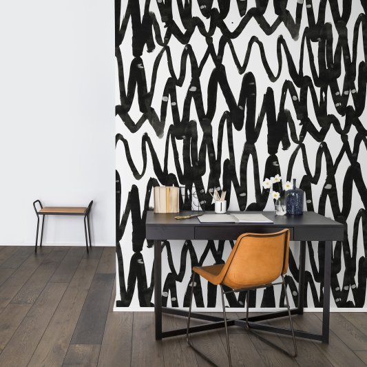 Wall Mural R14091 Pulse of Passion image 1 by Rebel Walls