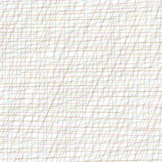 Tapete R14021 Note Sheets Bild 1 von Rebel Walls