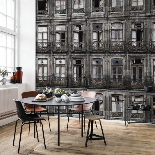 Tapete R14221 Perspective La Rue Bild 1 von Rebel Walls