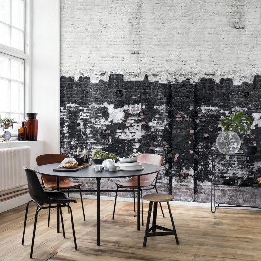 Tapete R14281 Deconstructed Domino Bild 1 von Rebel Walls