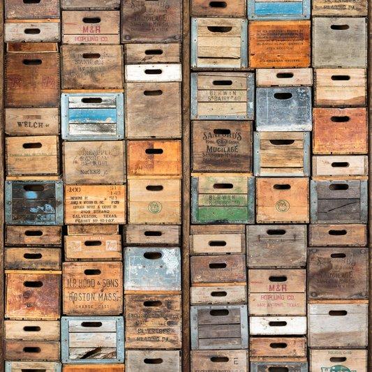 Wall Mural R12901 Industriel Urban Farm L.A. image 1 by Rebel Walls