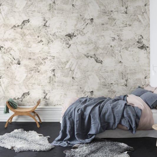 Tapete R11591 Abstract News Bild 1 von Rebel Walls
