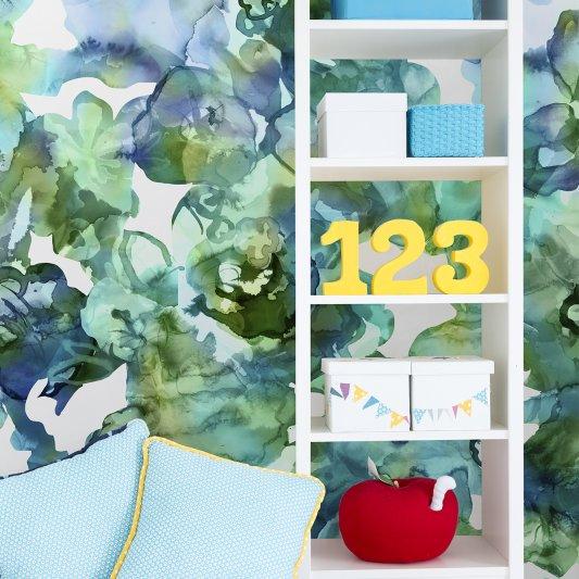 Tapete R13122 Lily Pond Bild 1 von Rebel Walls