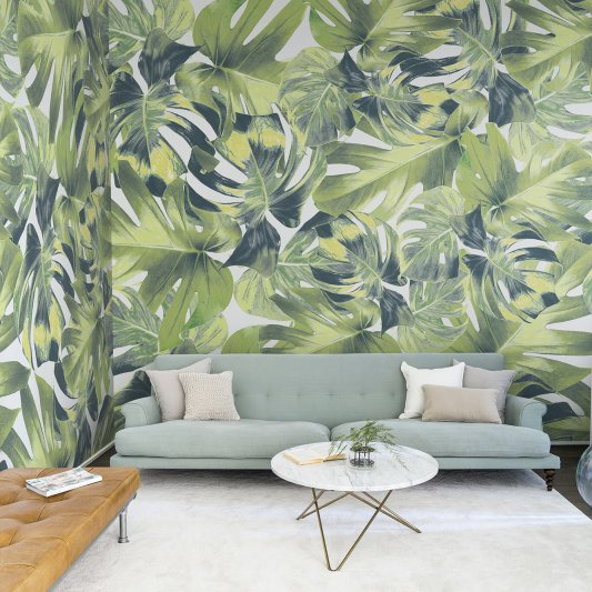 Wall Mural R13041 Welcome To The Jungle image 1 by Rebel Walls