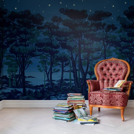 Wall Mural R14462 The Enchanted Forest image 1 by Rebel Walls