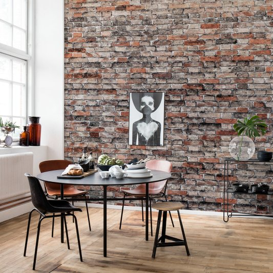 Wall Mural R14821 Brickwork image 1 by Rebel Walls