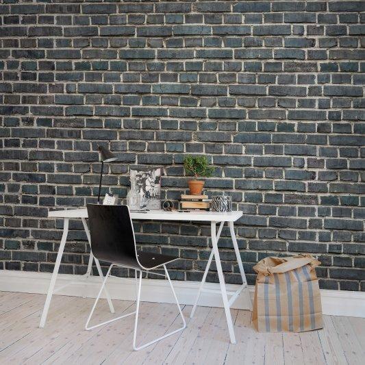 Tapete R14842 Top Floor, Tiles Bild 1 von Rebel Walls