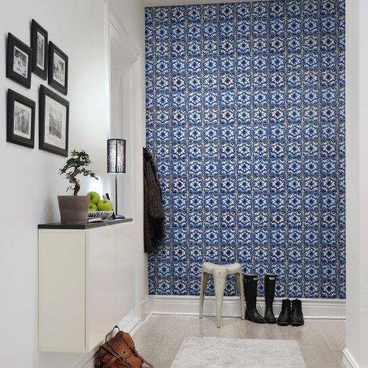 Tapete R14865 Artisan Tiles Bild 1 von Rebel Walls