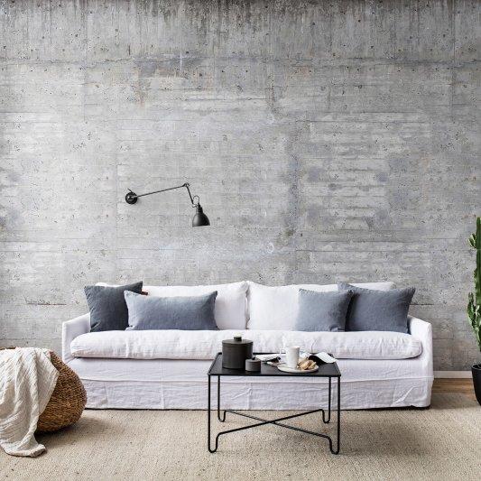 Tapete R15001 Wooden Concrete Bild 1 von Rebel Walls
