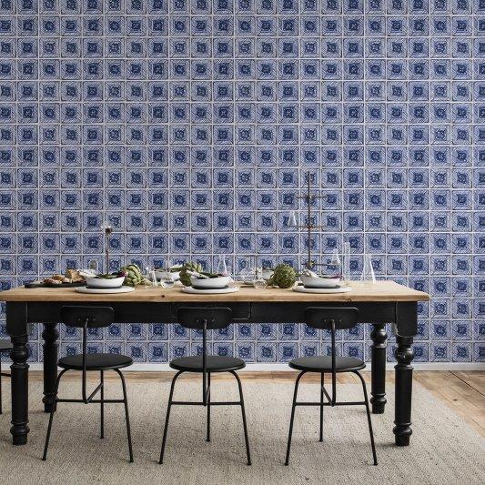 Tapete R15081 Raimat Tiles Bild 1 von Rebel Walls