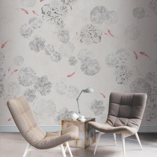 Wall Mural M2053-1 Tres Tintas POND image 1 by Rebel Walls