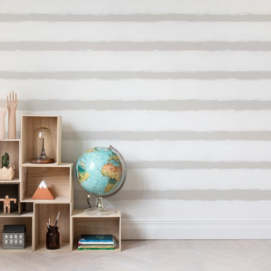 Wall Mural R15102 Tidemark, Sand image 1 by Rebel Walls