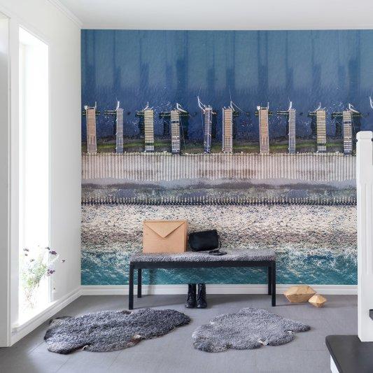 Tapete R15131 Ocean Breeze Bild 1 von Rebel Walls