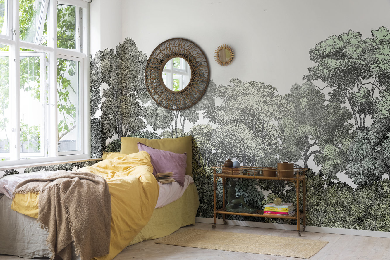 Wall Mural R13051 Bellewood image 2 by Rebel Walls
