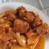 Greek Beef Stew (or Greek Venison Stew)