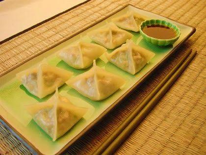 Dumplings Coreanos (Mandu)
