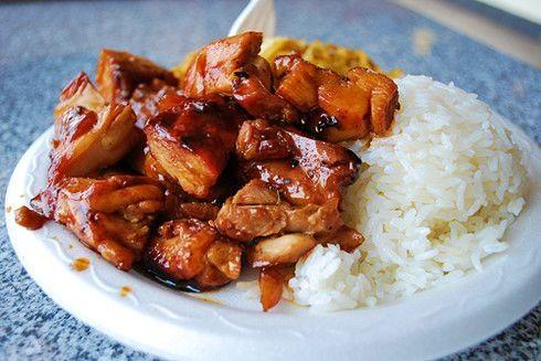 Easy DCB Bourbon Chicken Recipe