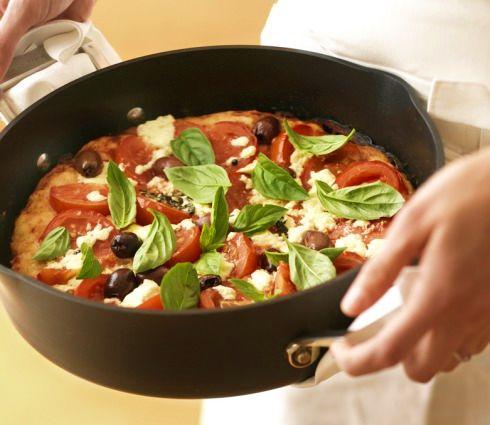 Stove-top Pizza Recipe