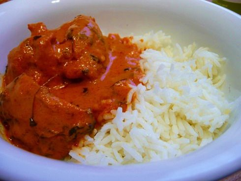 Simple Slow Cooker Butter Chicken Recipe