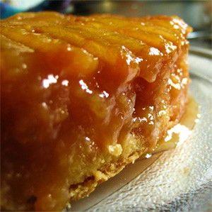 Loquat Heaven Cake