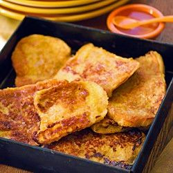 Torrejas Sweet Cuban Toast