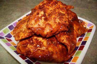 Kickin Citrus Chicken
