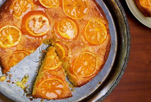 Satsuma Orange Cake