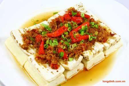 XO Steam Tofu
