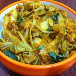 Kathal Sabji (Jackfruit Curry)
