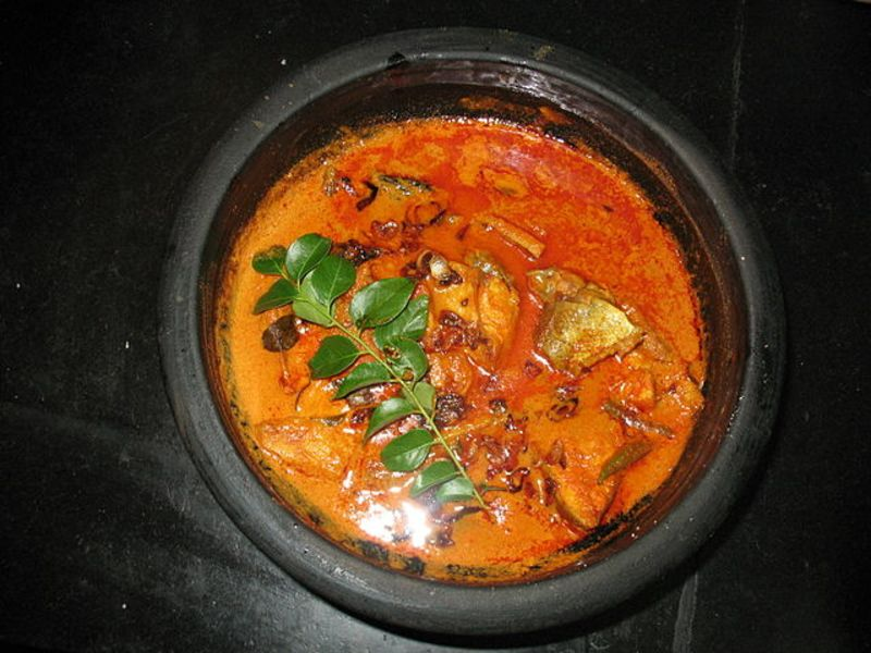 picture of Fish Curry