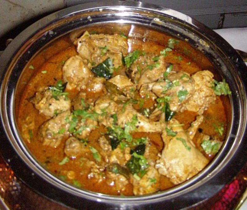 picture of Chettinad Chicken