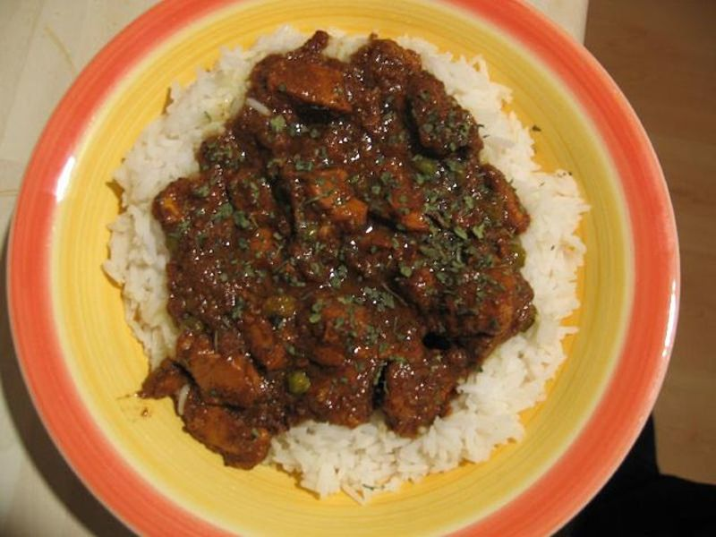 picture of Chicken Vindaloo