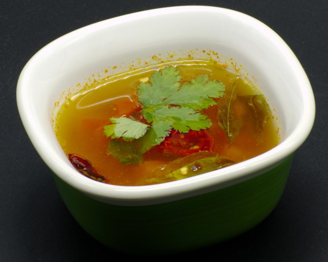 Tomato Rasam Image