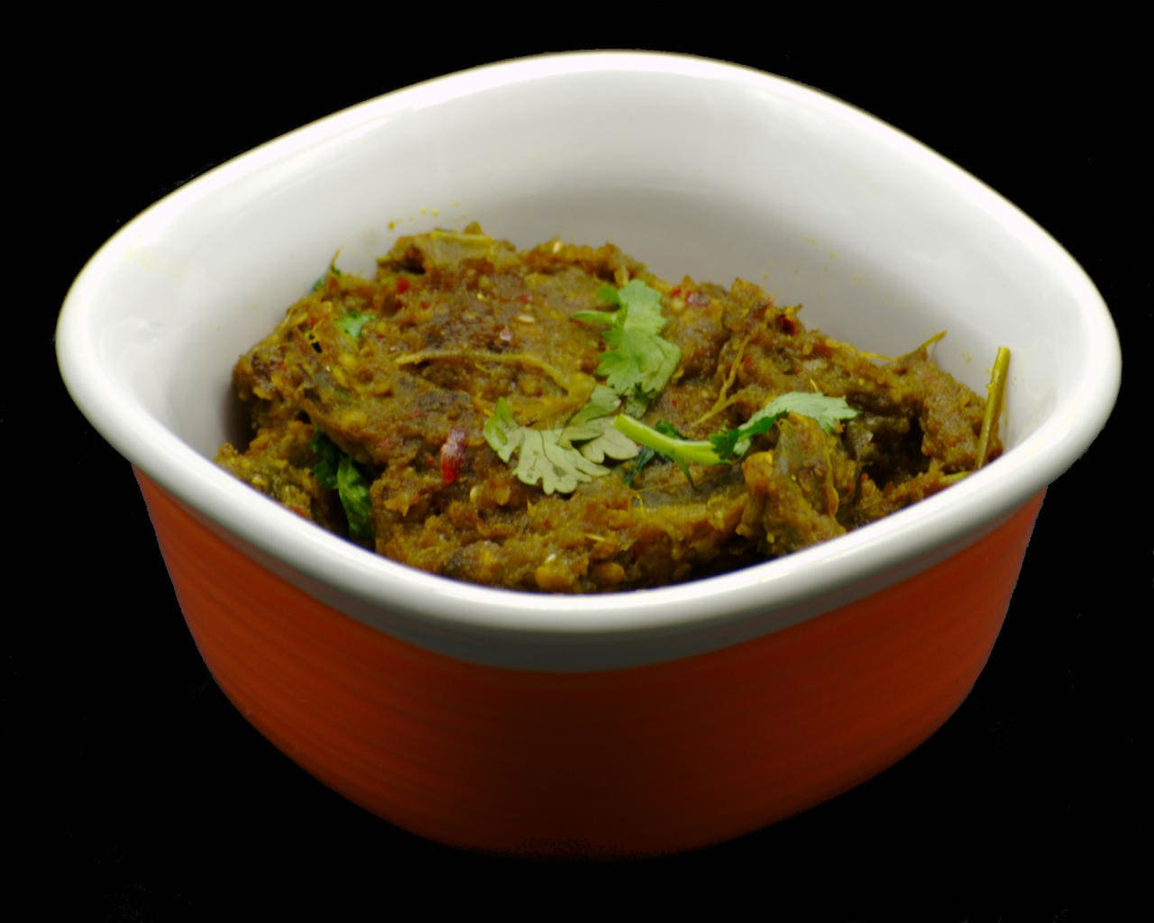 Vankaya Koora With Andhra Curry Powder Image