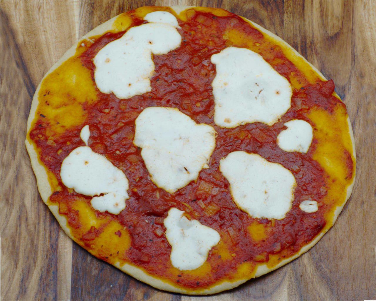 Lasagna Pizza Image