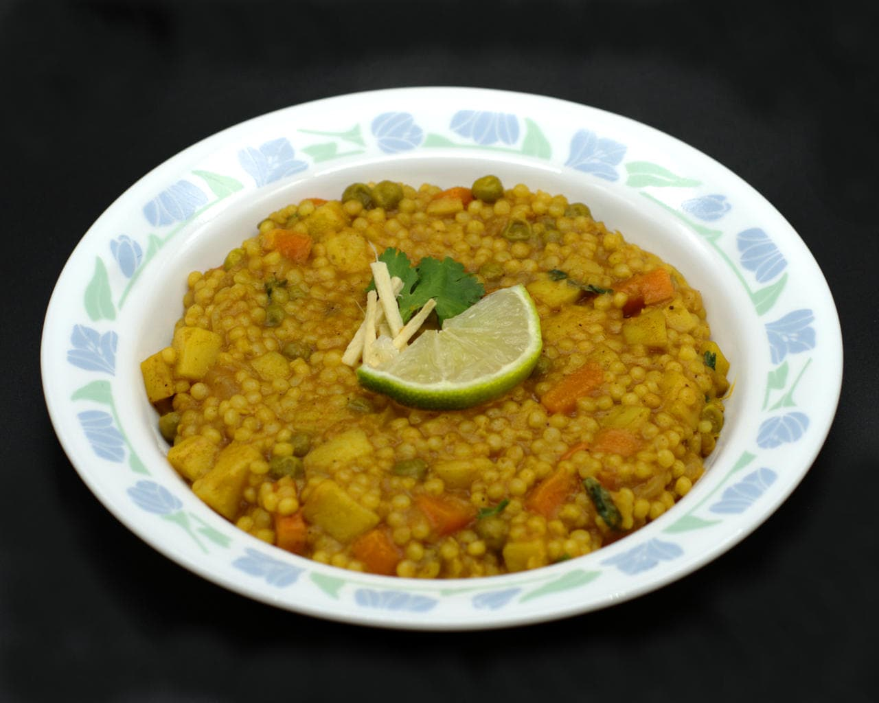 Curried Pearl Couscous Image