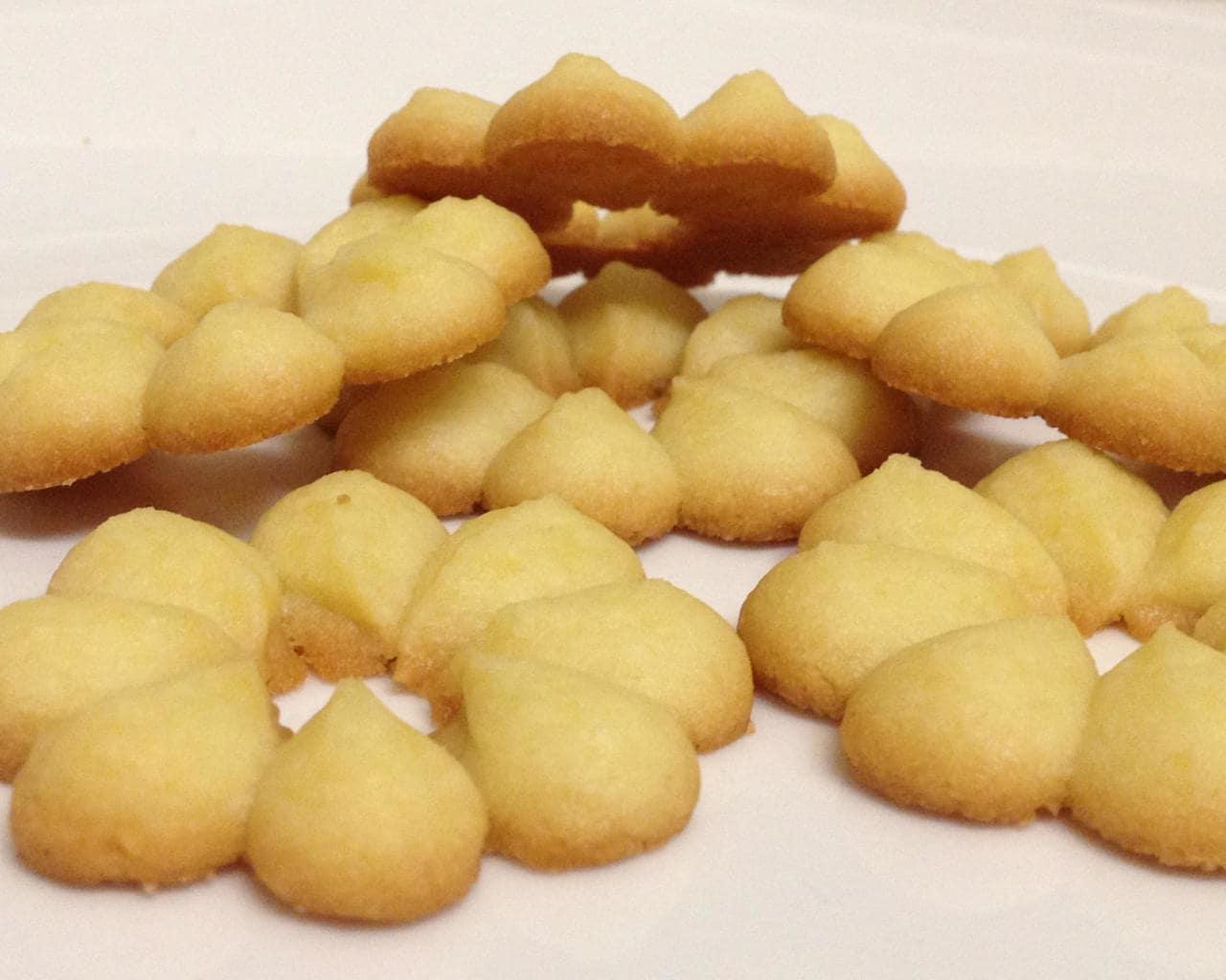 Spritz Cookies Image