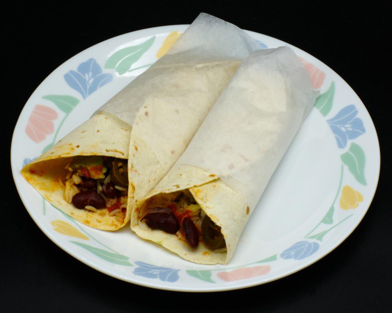 Bean Burrito Image