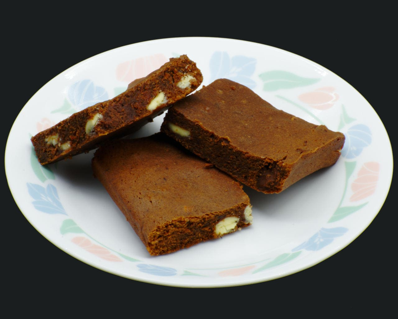 Triple Chocolate Brownies Image