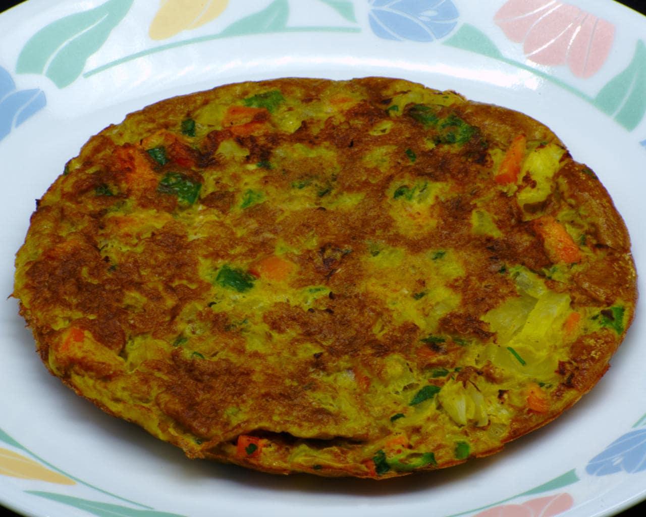 Masala Omelette Image