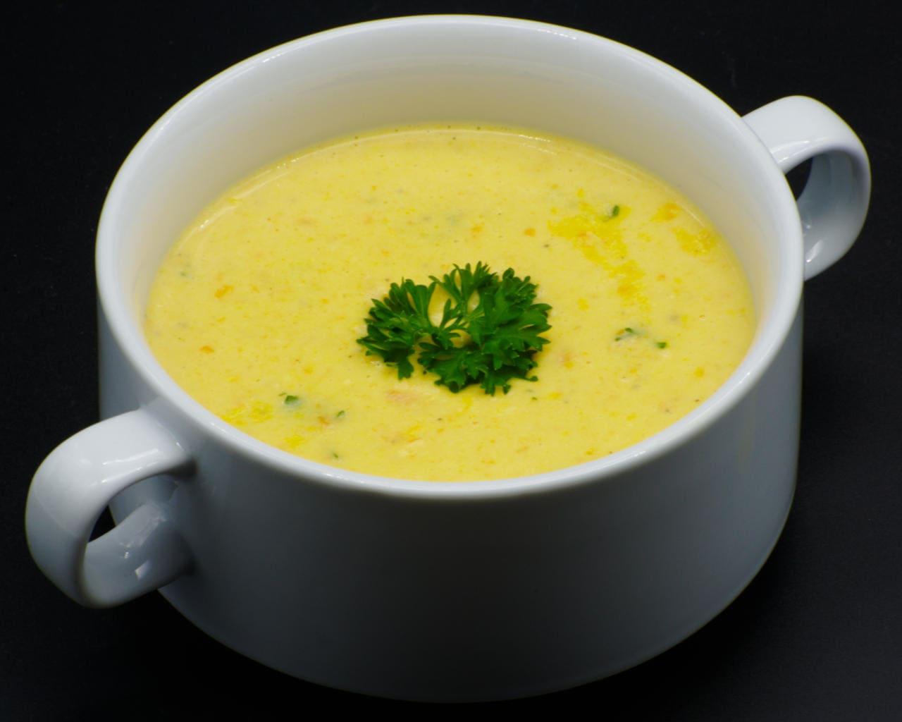 Corn Chowder Image