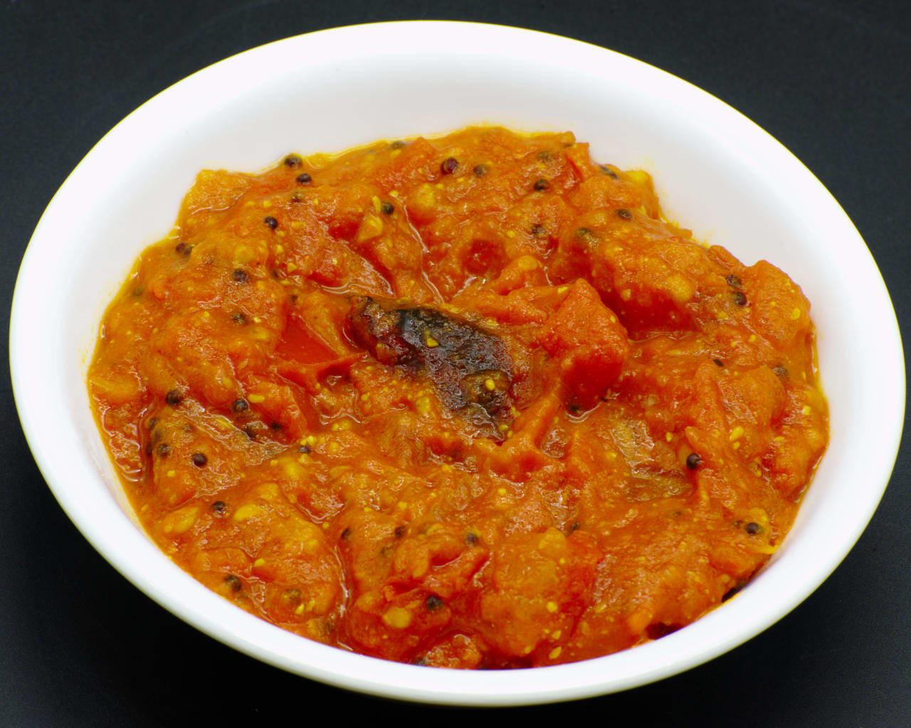 Tomato-Fenugreek Chutney Image