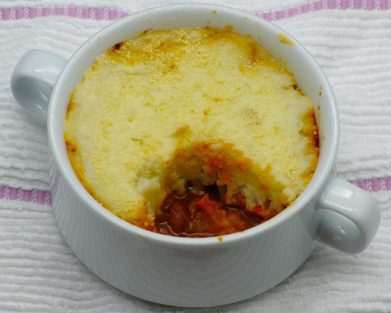 Vegetable Cottage Pie Image